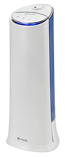 PureGuardian Ultrasonic Cool Mist Humidifier Tower, 1.5 Gallon Tank, Personal Humidifier, Room Humidifier, Pure Guardian H3200WCA by Guardian Technologies (Image #3)