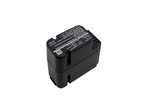 Cameron Sino Replacement Rechargeable Battery fit for Worx WG790E, WG791E, WG792E Power Tools (2500mAh)