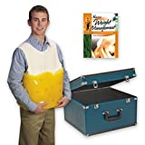 Nasco Life/form 20-lb. Body Fat Vest - Health Education Education Program - WA15348