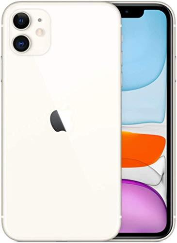 Apple iPhone 11, 64GB, White - for Sprint (Renewed)