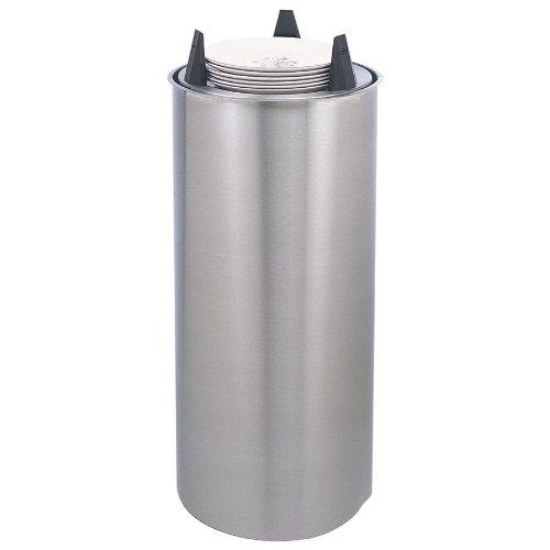 APW Wyott Lowerator 10'' Shielded Drop-In Dish Dispenser by APW Wyott