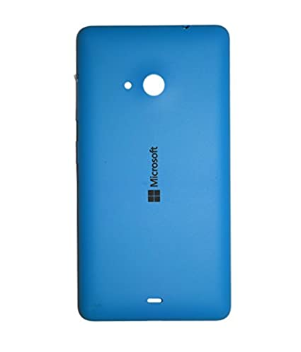 sports shoes f8e5d 18456 Microsoft lumia 535 Back panel blue: Amazon.in: Electronics