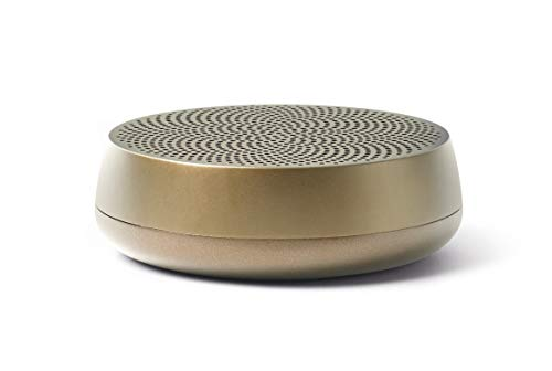 Lexon MINO L Bluetooth Speaker SOFT GOLD