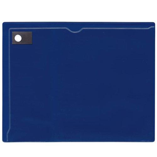 StoreSMART - Magnetic Closure Pocket - 25-Pack - Blue - 8...