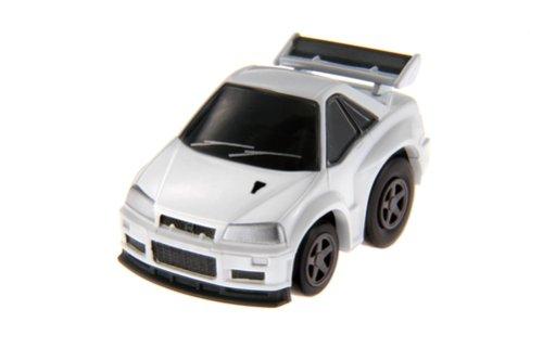 チョロQ SKYLINE GT-R R34 1999 (ホワイト) 「スカイラインヒストリー第6弾」 Qショップ限定