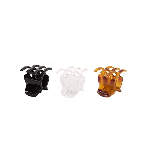 Goody Classics Claw Clip Half 6 CountColors May Vary