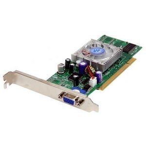 Jaton VIDEO-118PCI-32DDR Graphics Card. GEFORCE2 MX400 PCI 32MB DDR VGA V-CARD. 32MB