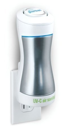 GermGuardian,GG1000 Pluggable UV-C Air Sanitizer with Odor Reduction