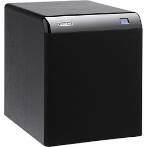 Velodyne DEQ-15R 15-Inch Powered Subwoofer (Black) (Discontinued by Manufacturer)