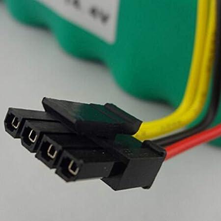 Lopbinte 14.4V 3500Mah Robot Batería para Haier Swr-T322 T321 T320 T325 Robótica Aspiradora Paquete de Batería Piezas Accesorios: Amazon.es: Hogar