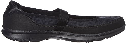 Ladies Originale Skechers Scarpa Go Passo Black Cqnx0pw