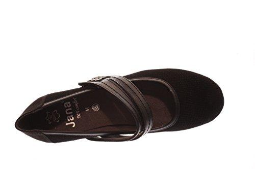 24331 Black 21 Black Pumps Jana 001 8 Woman 8 nqxfRntY6B