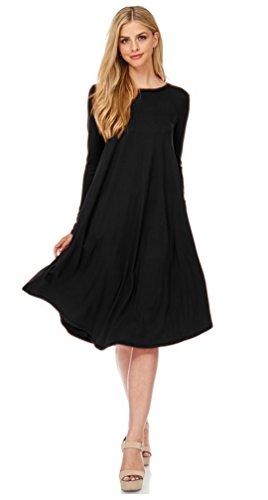 Trapeze Dress - 4