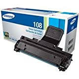 Samsung MLT-D108S/XAA BLACK TONER FOR ML-2240 1500 PAGE YIELD, Office Central