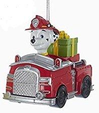 Kurt Adler Paw Patrol Christmas Ornaments