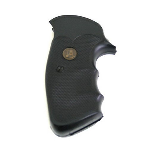 Pachmayr Gripper Grips for S and W, K and L Frame Square Butt ()