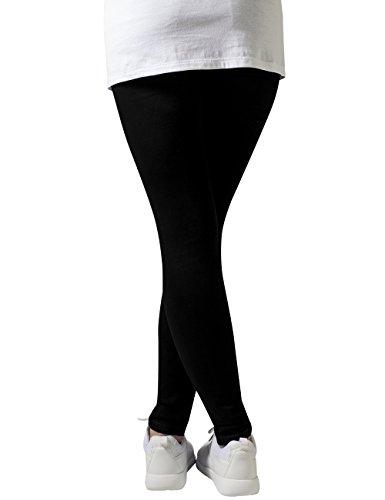 Urban Classics Ladies Skinny Pants, Pantalones para Mujer Negro (Black 7)