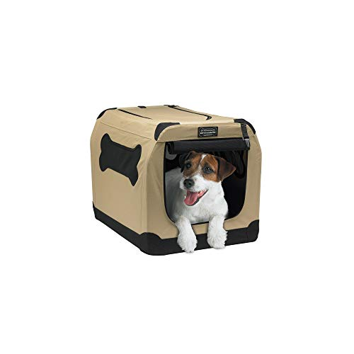 Petnation Port-A-Crate Indoor and Outdoor Home for Pets Now $13.87