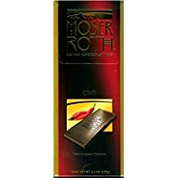 Moser Roth Privat Chocolatiers European Chocolate, Chili Dark, 4.4 Ounce