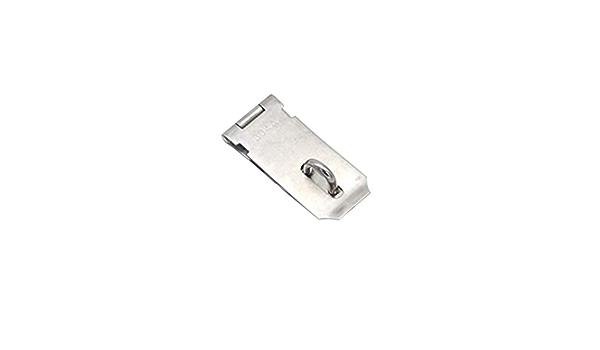 Firecolor Security Hasp Door Lock Door Clasp Gate Lock Latch for Door Shed Window Cabinet