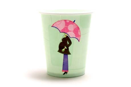 Mod Moms Baby Shower Cup's 8pk by Party Bags 2 Go