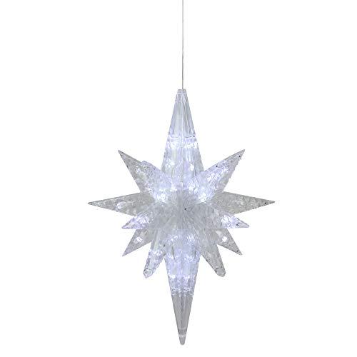 Bethlehem Star Christmas Outdoor Light in US - 4