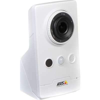 (Axis Communications 0891-001 1920 X 1080 Network Surveillance Camera, 2.8mm Lens, White)