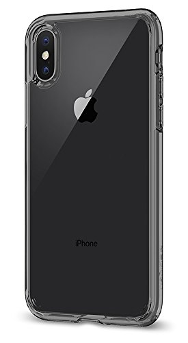 Spigen Ultra Hybrid iPhone X Case + Air Cushion Tech Space (Large Image)