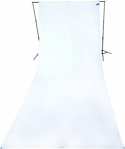 Westcott 139 9x20-Feet High-Key White Background