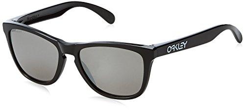 Gafas Polished sol Black FROGSKIN para hombre Oakley de xw5tYpY