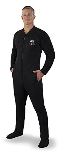 DUI Polartec PowerStretch Pro Jumpsuit Scuba Drysuit Undergarment- X-Large