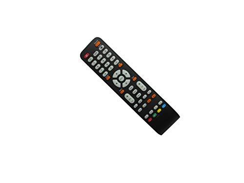 Remote Control for Sceptre X195BV-HD X370BV-HD X42GV-KOMODO X46BV-FULLHD X46BV-1080P LCD LED HDTV TV ()