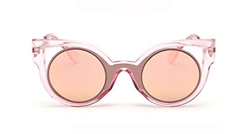 GAMT Retro Cateye Sunglasses with HD Round Lens UV400 Barbie - Glasses Reading Replica Designer