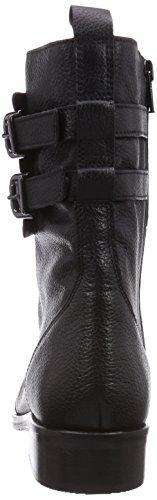 Clarks Minster Lance - Botas Mujer Black Leather