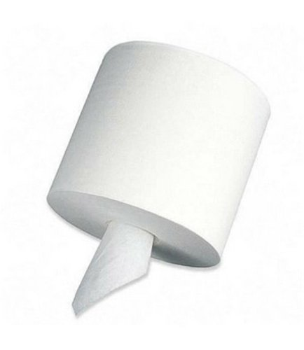 """Green Bay Converting Paper Towel Roll, 2-Ply Center-Pull, 8"""" Width x 10"""" Length, White, 600 Sheets per Roll (Pack..."""