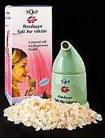 Squip Himalayan Salt Air Inhaler