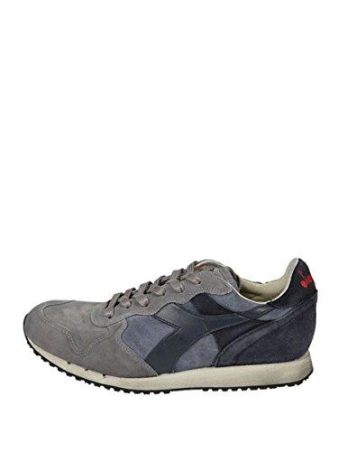 Grigio Fall Uomo 2016 Diadora winter Grigio 157664 denim blu Suede blu C6360 Sneaker 0gfRvwfq1