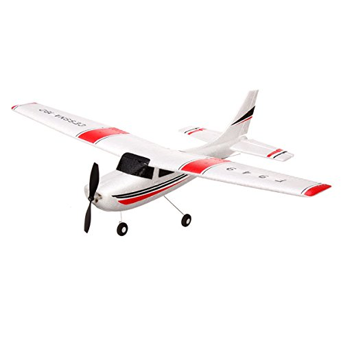 WLtoys F949 3CH 2.4G Cessna 182 Micro RC Airplane ()