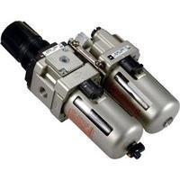 SMC AC10A-M5 Filter/Regulator/Lubricator, Modular Type SMC Pneumatics (UK) Ltd CD85N25-125-B
