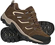 Mountain Warehouse Voyage Mens Waterproof Hiking Shoes -Walking Boots