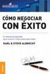 COMO NEGOCIAR CON EXITO pdf