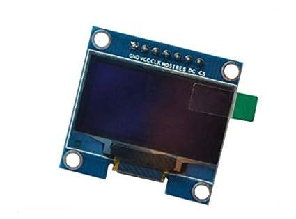 """0.96/"""" I2C IIC SPI Serial 128X64 White OLED LCD LED Display Module for Arduino RA"""