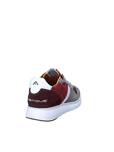Sneakers 41 Rosso Uomo 8283 Ambitious YxRSp4