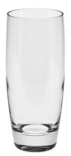 Luigi Bormioli Michelangelo Masterpiece 14.5-Ounce Highball Beverage Glasses (Set of 6)