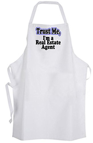Trust Me, I'm a Real Estate Agent - Adult Size Apron