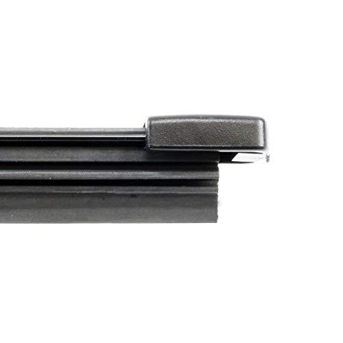 AERO HECKWISCHER REAR Heckscheibenwischer Heckwischblatt Heck Wischblatt ohne sichtbaren Metallb/ügel Scheibenwischer f/ür die Heckscheibe INION 40cm 1x 400mm
