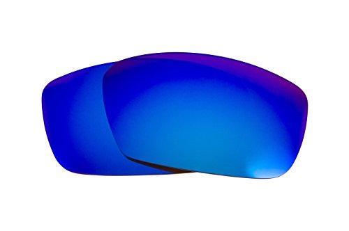 Best SEEK Replacement Lenses Spy Optics DIRK - Polarized Blue - Spy Dirk Lenses