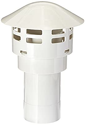 Noritz VK3-PVC-VAS Pvc Concentric Vertical Adapter for Use with Vk3-H-Pvc When Verticle Venting is Required