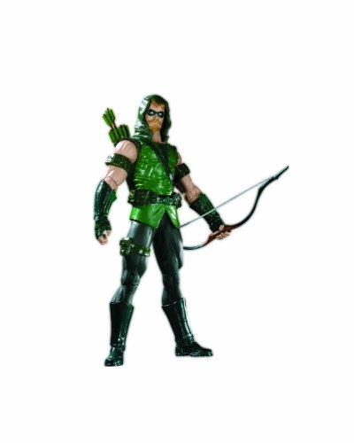 DC Direct Brightest Day Series 1: Green Arrow Action Figure