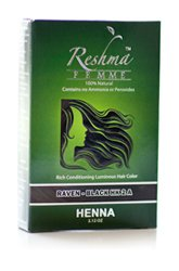 Raven (All Natural Henna Hair Color)